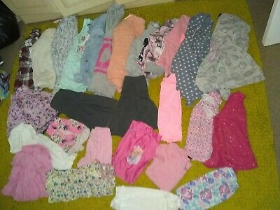 Massive job lot Girls clothes age 7-8 from river island. Next  ladybird etc
