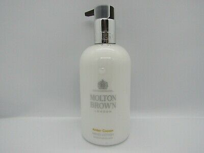Molton Brown Amber Cocoon Hand Lotion 300ml Brand New