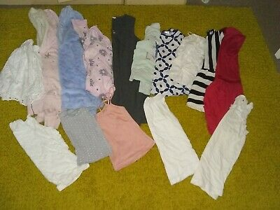 Big job lot Girls clothes  age 8-9 years from m&s.  Nu-meg.  Fabulous etc