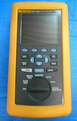 Fluke DSP-4000 Cable Analyzer RECONDITIONED