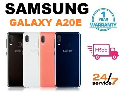 Brand New Samsung Galaxy A20E (SM-A202F) 2019 DUAL SIM 32GB 4G - All Colours