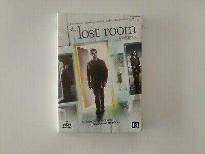 Coffret dvd serie TV Intégrale The lost room