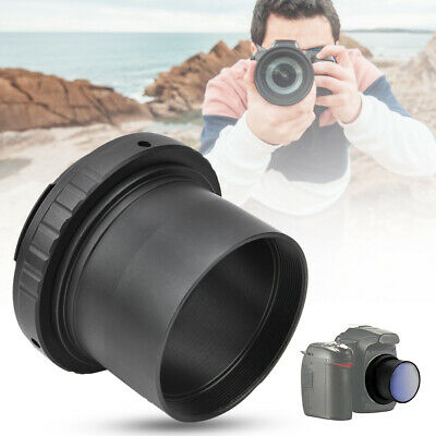 T2-EOS Metal Adapter Ring for 2inch Telescope to for Canon EOS Mount Camera DR