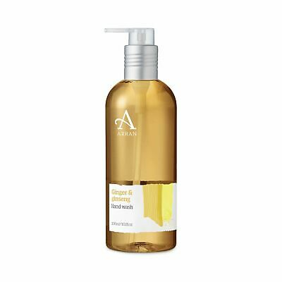 Arran Ginger & Ginseng Hand Wash (300ml)