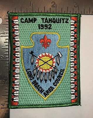 2004 Long Beach Area Council Camp Tahquitz patch