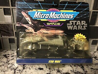 Micro Machines Space Star Wars Collection #1  Galoob 1994