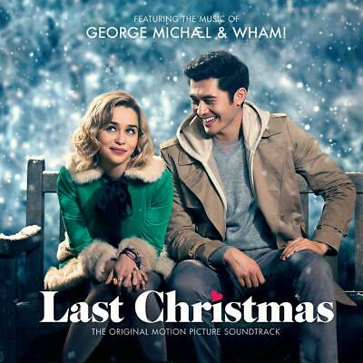 George Michael & Wham! Last Christmas: The Soundtrack CD 2019 NEW FREE SHIPPING