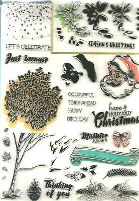 COLOURS OF THE SEASON LAYERING STAMP SET.   by ALTENEW