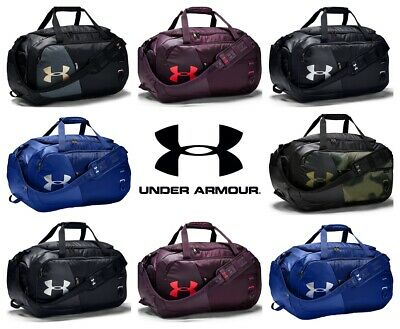 Under Armour Duffle Bag Undeniable 2019 Sports Bags UA Gym Duffel Travel Holdall