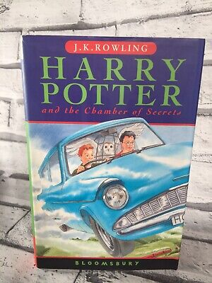 Harry Potter and the Chamber of Secrets HB 1st Edition 28th Print Bloomsbury