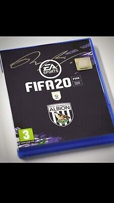 fifa 20 special edition albion signed by Slaven Bilić PS4 brand new.
