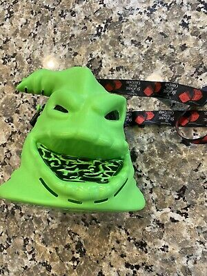 Disney Mickey's Not So Scary Halloween Oogie Boogie Popcorn Bucket 2019 New