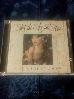 like new  Enya Cd, Paint The Sky With Stars.