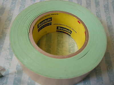 4X  Rolls  3M Impact Stripping 500 stencil signwriting masking Tape  50mm x 9.1m