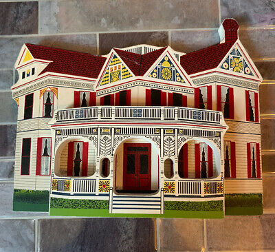 Galveston Series Shelia/'s Collectibles # GLV04 Beissner House