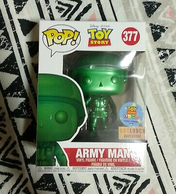 Funko Pop! Army Man Toy Story Box Lunch Exclusive