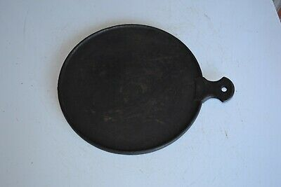 Antique Cast Iron Griddle no. 4 Colonial Harth Fireplace