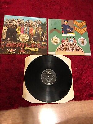 "The Beatles - Sgt Pepper's Lonely Hearts Club Band 12"" Vinyl LP"