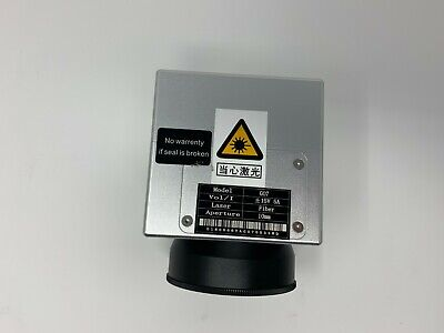 BJJCZ Stainless Steel Laser Scan Head G07 Fast Free Shipping!