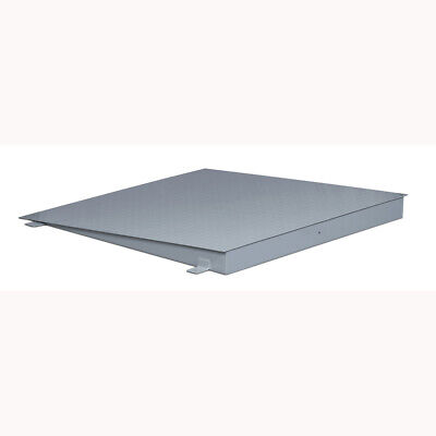"""Brecknell DSB 36"""" x 36' Floor Scale System Ramp End"""