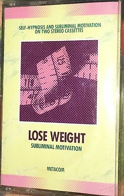 metacom 1985 tape lose weight subliminal