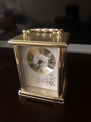 Vintage Hermle 2100 Mantle Clock, Made in Germany. NEW. Perfect Working Order.