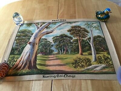 TAPESTRY CANVAS - Kuring-Gai Chase - Farmers
