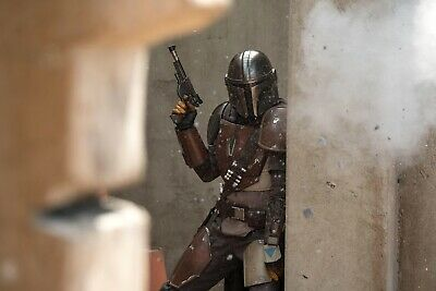 "The Mandalorian Poster (11""x 17"") Movie Collector's Photo Print DISNEY STAR WARS"