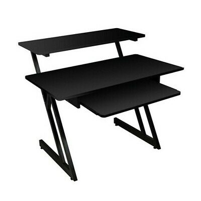 On-Stage WS7500 Series Wood Workstation, Black