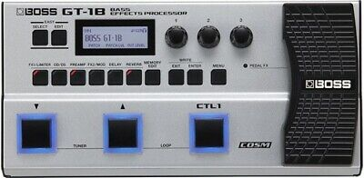 Boss GT-1B Bass Multi-Effects Pedal