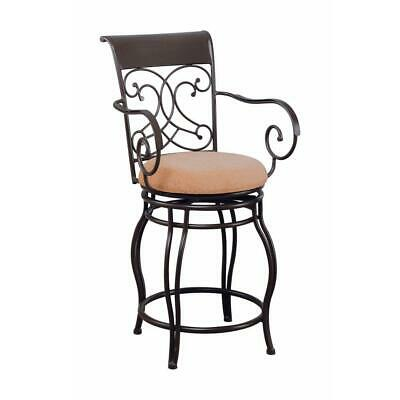 Counter Height Stool, Brown