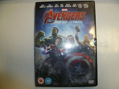 Avengers: Age of Ultron [DVD] -  Fast Free Post