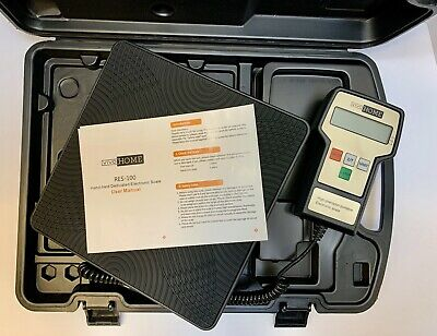 Vivohome High Precision Digital Refrigerant Charging Scale Brand New In Box!(Ds)