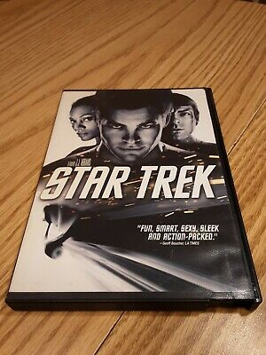 Star Trek (DVD, 2009)