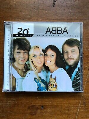 Abba : The Best of ABBA: 20th Century Masters (Millennium Collection) CD