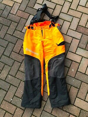 Husqvarna Technical Type A Class 1 20M/S Chainsaw Trousers Size XL (Extra Large)