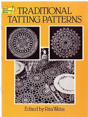 Traditional Tatting Patterns book