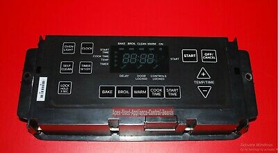 Whirlpool Oven Electronic Control Board - Part # W10821267