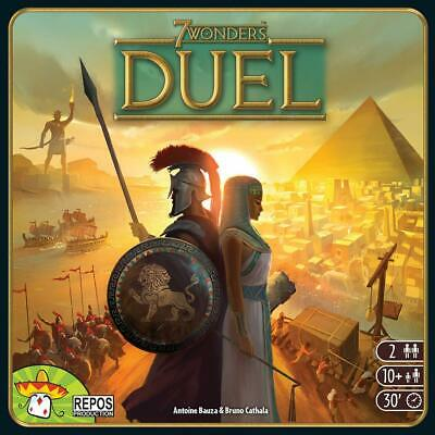 7 Wonders: Duel Board Game card Family gathering