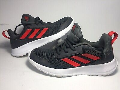 Adidas AltaRun Sneakers and Athletic Shoes US Size 6 Color Grey and Active Red