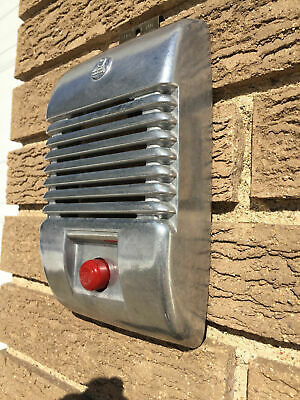A PAIR of Detroit Castings Drive In Theatre Speaker Grills