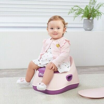 Potty Training Toilet Seat Stool Urinal Baby Portable Toddler Kids Child Trainer