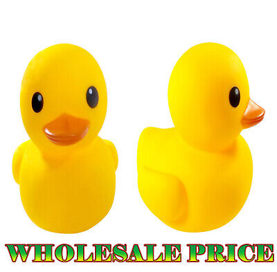 200 X A Rubber Duck Bathroom Bath Time  Game Gift Children's