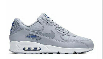 nike air max 90 schwarz grey blue