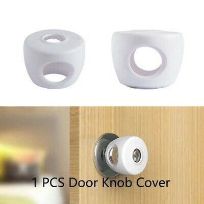 Kids Protective Door Knob Cover Safety Lock Cover Home Accessory Handle Sleeve