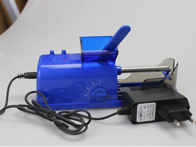 8mm Electric Automatic Cigarette Rolling Machine Tobacco Roller Injector Maker
