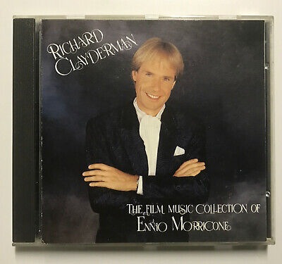 CD Richard Clayderman - The Film Music Collection Of Ennio Morricone