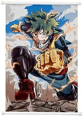 MY HERO ACADEMIA Poster Main Characters Anime Poster Hanging Painting Decor lskn