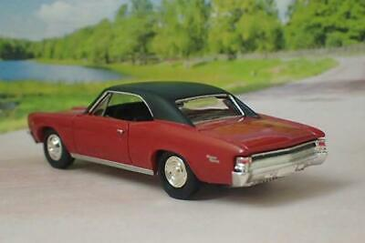1967 67 Chevrolet Chevelle SS Super Sport Muscle Car 1/64 Scale Limited Edit K