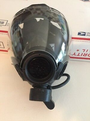 MSA Millennium CBRN Gas Mask Medium 10051287 Hazmat